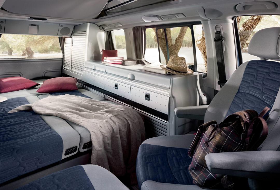 Vw California Camper >> Alquiler camper Mercedes Marco Polo en Madrid | Take a Van